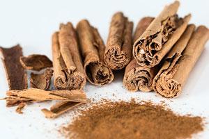 Cinnamon Powder for pimple cure by kalavita sinhala website