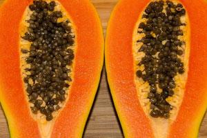 Papaya for pimple cure by kalavita sinhala website